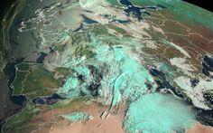 Maltempo su Buona parte del nostro paese #meteo #italia #maltempo