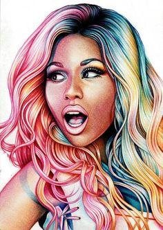 Nicki ♡ Minaj.