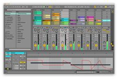 Ableton Live  Create, produce and perform. Create ideas, make changes without stopping, and capture everything as you work.