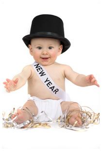 14 Tips For Better Baby and Toddler Sleep in 2014 - The Baby Sleep Site® New Year Pictures, Baby Pictures, Holiday Pictures, Toddler Sleep, Baby Sleep, Baby Kalender, New Year Photoshoot, Photoshoot Ideas, Happy New Year Baby