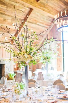 Gorgeous rustic decor