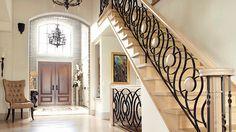 Maison: Le classicisme revisité Contemporary Interior, Decoration, Photos, Pictures, Stairs, Foyer, Inspiration, House, Arquitetura