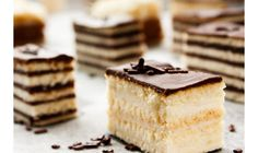 Easy Chocolate Éclair Squares | Recipe | The Daily Meal