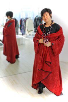 SEELENLOOK's Top-Model Larissa
