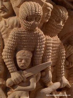 Sea Peoples, Romanesque Art, Art Roman, Miguel Angel, Medieval Art, Gothic Art, Kirchen, Ancient Art, Art History