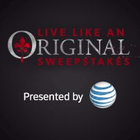 Enter for a chance to win a trip to New Orleans!