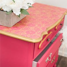 """Inspiration for Stencils, Stenciling, Patterns and DIY Home Decor tagged """"Wall Stencils"""" Page 2 
