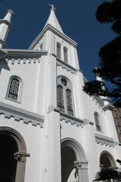 Nakamachi Church - What to See - ENDLESS DISCOVERY NAGASAKI official visitor guide