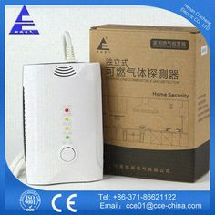 Smart home kitchen cooking gas leak detector / standalone gas alarm with CE&ROHS&EN50291 Certificate