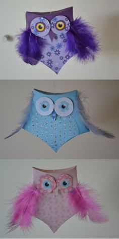 Owls Owls, Paper Crafts, Rose, Projects, Character, Ideas, Art, Craft Art, Tissue Paper Crafts