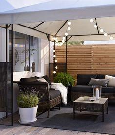 tapis exterieur terrasse Ikea