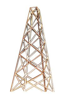 Building Balsa Wood Tower Woodworking Projects Plans