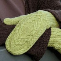 Magic Mirror Mittens preview by eknyberg, via Flickr