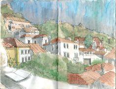 Diários de Viajante: Vila de Sintra