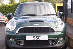 2011 Mini Hatchback 1.6 Cooper S Hatchback Petrol Green Metallic for sale at http://www.simonshieldcars.co.uk/used/mini/hatchback/16-cooper-s-3dr/ipswich/suffolk/17716663