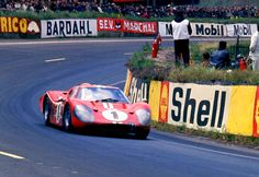 ... for iPad and iPhone: Dan Gurney 1967 24 Hours of Le Mans Winner