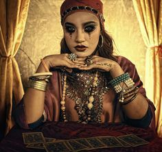 Image result for fortune teller costume