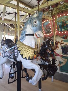 Gotta Visit: The Berkshire Carousel (Pittsfield)