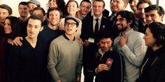 La Tribune - Le ministre de l'Economie, de l'Industrie et du Numérique a fait visiter le Numa, centre névralgique des startups parisiennes - 13 mars 2015 - Numapress