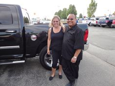 Say Congratulations to Joe and Cathleen Fisher on their purchase of a SHARP new Dodge Ram 1500 4X4! A BIG thanks from the Auto Group! We really appreciate the opportunity to earn your business and hope you enjoy your new truck!
