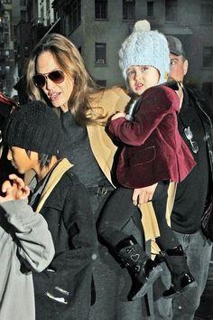 Vivenne Jolie-Pitt wearing Nina Kids Dollz-T boot, available @ http://ninashoes.com/dollz-t-black-patent-micro--15177
