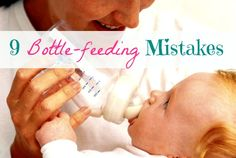 The parenting journey is a learning journey. Have you learned these bottle-feeding do's and don'ts?