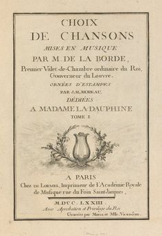 One of hundreds of thousands of free digital items from The New York Public Library. Louvre, Types Of Resources, Title Page, Image Title, New York Public Library, Still Image, Art Prints, Digital, Parisian