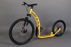 Adventure XC in yellow