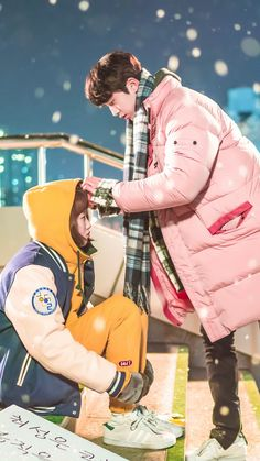 Kim Bok Joo Weighlifting Fairy Kim Bok Joo Kim Bok Joo x Jung Joon Hyung Wallpaper - Lockscreen wallpaper couple Joon Hyung Wallpaper, Nam Joo Hyuk Wallpaper, Weightlifting Fairy Wallpaper, Weightlifting Fairy Kim Bok Joo Wallpapers, Nam Joo Hyuk Lee Sung Kyung, Jong Hyuk, Jung So Min, Kdrama, Drama Korea