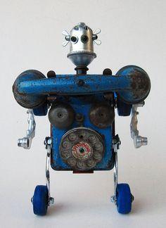mobile phone MAN III by Lockwasher, via Flickr