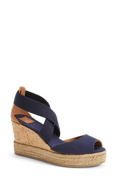 Tory Burch Peep Toe Sandal (Women) available at #Nordstrom