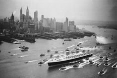 The SS United States we crossed from Southampton to New York in May, 1967