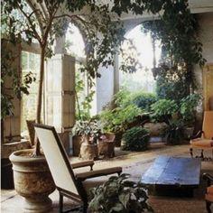 Indoor garden, Beaut