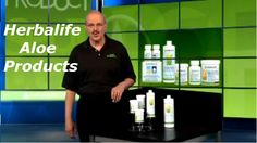 Herbalife Aloe Products: Herbal Aloe Powder, Herbal Aloe Concentrate, an...