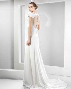#6070 Nanda Devi Collection - 2016  Vestidos de novia - Jesús Peiro  Wedding dresses - Jesús Peiro