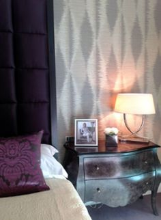 Bedroom details by Matt, interior designer on Design for Me.