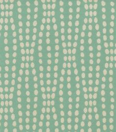 Home Decor 8''x 8'' Fabric Swatch-Upholstery Fabric-Waverly Strands/Turquoise  To reupholster built in seating in living room