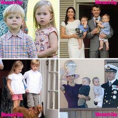 Where does the time go? #PrincessMary & #PrinceFrederik's gorgeous twins Vincent & Josephine turn 5 today! Wishing them a very happy birthday   via ✨ @padgram ✨(http://dl.padgram.com)
