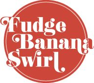 Fudge Banana Swirl: daily inspiration for hip parents looking to live a healthy, stylish and sane life!