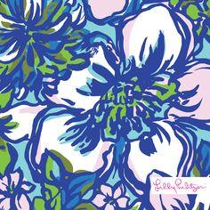 Lilly Pulitzer Catwalk Print