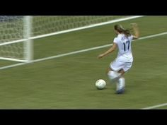http://www.UniversalSports.com 2012, Vancouver, Canada, FIFA Olympic Women's Soccer Trials, here the five best goals from the 14 scored, as Team USA cruises to victory over the Dominican Republic. (Watch the full event at UniversalSports.com)