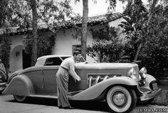 Clark Gable 1934 Duesenberg