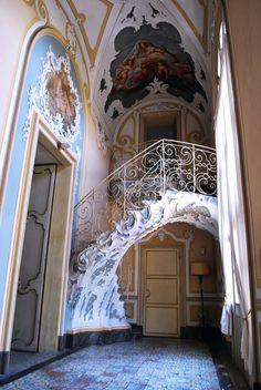 Palazzo Biscari, Catania, Sicilia, Italy