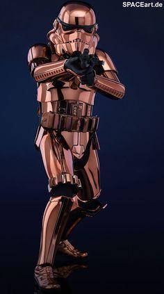 Star Wars: Stormtrooper - Copper Chrome Version, Deluxe-Figur (voll beweglich) ... https://spaceart.de/produkte/sw124.php