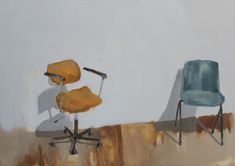 Anna King, Artist, Gallery | Studio Chairs