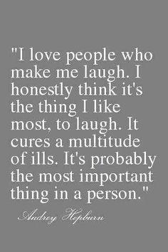 Audrey Hepburn quote//