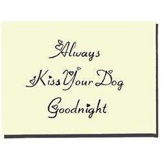 Good night My Baby♡♡♡♡