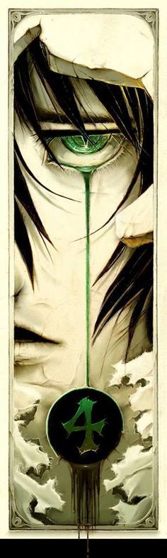 Bleach - Ulquiorra Cifer - a really interesting character, so apathetic.  Mi amor *_*