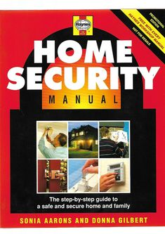 Haynes New Home Security Manual Advice to Safeguard YOUR Property and Family Manual, Home And Family, Workshop, New Homes, Advice, The Unit, Ebay, Atelier, Tips
