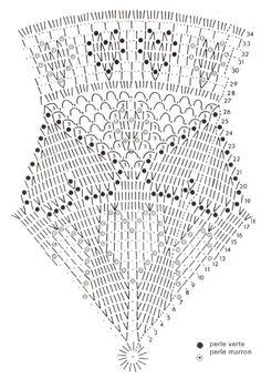Gallery.ru / Фото #9 - салфеточки 6 - natalya111 Crochet Doily Diagram, Crochet Mandala Pattern, Crochet Circles, Crochet Doilies, Crochet Patterns, Crochet Books, Crochet Art, Crochet Home, Thread Crochet